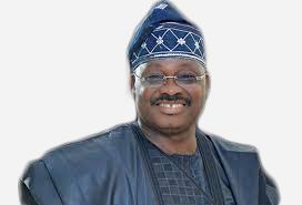 <small>SENATOR ABIOLA AJIMOBI </br>Executive Governor, Oyo State. Nigeria.</small>